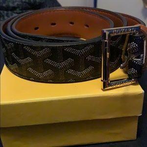 Belt Goyard new